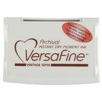 Vintage Sepia - VersaFine Pigment Ink Pad