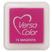 "Magenta - VersaColor Pigment Ink Pad 1"" Cube"