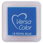 "Royal Blue - VersaColor Pigment Ink Pad 1"" Cube"