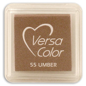 "Umber - VersaColor Pigment Ink Pad 1"" Cube"