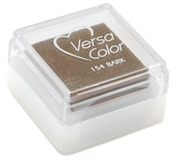 "Bark - VersaColor Pigment Ink Pad 1"" Cube"