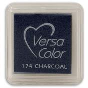 "Charcoal - VersaColor Pigment Ink Pad 1"" Cube"