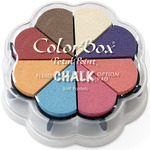 Soft Pastels - ColorBox Fluid Chalk Petal Point Option Ink Pad