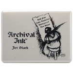Jet Black - Archival Jumbo Ink Pad #3