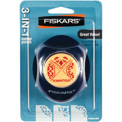 Romantique 3-In-1 Corner Punch - Fiskars