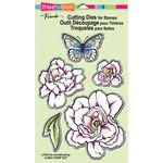 Lovely Garden Set - Stampendous Dies