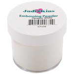 Opaque White - Judikins Embossing Powder 2oz