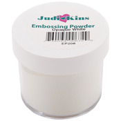 Opaque White - Judikins Embossing Powder 2oz