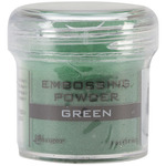 Green - Embossing Powder 1oz Jar