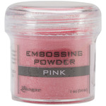 Pink Embossing Powder - Ranger