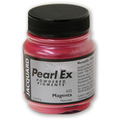 Magenta - Jacquard Pearl Ex Powdered Pigments 14g