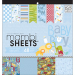 Oh Baby Boy - MAMBI Specialty Cardstock Pad