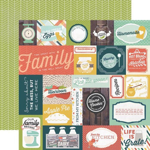 Family Time Paper - Made From Scratch - Echo Park