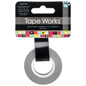 "Squares & Hearts - Tape Works Tape .625""X50'"
