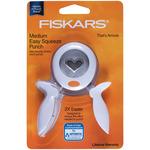 Heart Medium Squeeze Punch - Fiskars