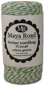 Celery Green - Maya Road Twine Cording 100yd
