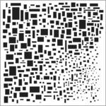 "Cubist - Crafter's Workshop Template 12""X12"""