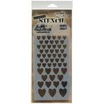 Hearts - Tim Holtz Layered Stencil