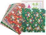 """Folk Art - Fold 'Ems Origami Paper 5.875"""" 16/Pkg"""