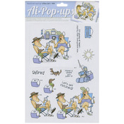Deco Set 5 - Art Impressions Pop - Ups
