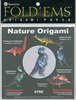 "Dinosaurs - Fold 'Ems Origami Paper 6""X6"" 21/Pkg"