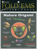 """Insects - Fold 'Ems Origami Paper 6""""X6"""" 18/Pkg"""
