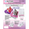 Zutter Magnetic Die & Stamp Sheet Easel Holder Display Stand