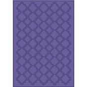 Quatrefoil - eBosser Embossing Folders A4 Size