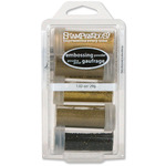 Glamour - Stampendous Embossing Powder Kit 5/Pkg