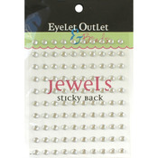 Clear Bling Self - Adhesive 5mm Jewels - Eye Outlet