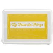 Lemon Drop - My Favorite Things Hybrid Ink Pad