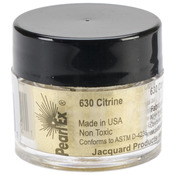 Citrine - Jacquard Pearl Ex Powdered Pigments 3g