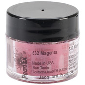 Magenta - Jacquard Pearl Ex Powdered Pigments 3g