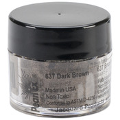Dark Brown - Jacquard Pearl Ex Powdered Pigments 3g
