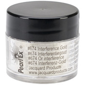 Interference Gold - Jacquard Pearl Ex Powdered Pigments 3g