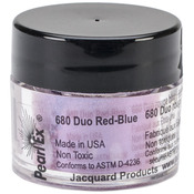 Duo Red-Blue - Jacquard Pearl Ex Powdered Pigments 3g