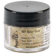 Solar Gold - Jacquard Pearl Ex Powdered Pigments 3g