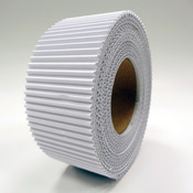 White - Little B Corrugated Tape 40mmX3yd