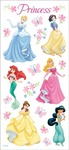 Princess Dreams Glitter - Disney Stickers Packaged