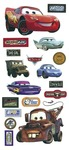 Cars - Disney Cars Stickers/Borders Packaged