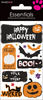 Happy Halloween - SandyLion Essentials Dimensional Stickers
