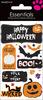 Happy Halloween - SandyLion Essentials Dimensional Stickers