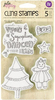 Sugar Plums Cling Stamp Set - Julie Nutting - Prima