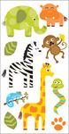 On The Safari - SandyLion Essentials Dimensional Stickers