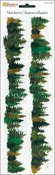 Evergreen Trees - SandyLion Horizon Border Stickers