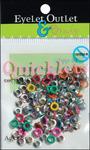Summer 2 - Eyelet Outlet Quicklets Round 84/Pkg