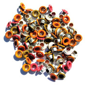 Fall 2 - Eyelet Outlet Quicklets Round 84/Pkg