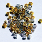 Anodized 2 - Eyelet Outlet Quicklets Round 84/Pkg