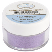 Lavender - Elizabeth Craft Designs Silk Microfine Glitter 11g