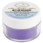 Amethyst - Elizabeth Craft Designs Silk Microfine Glitter 11g